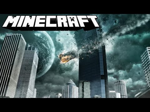 Зомби Апокалипсис! Это конец? Побег от Зомби в Minecraft
