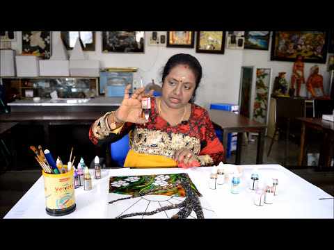 Diy glass painting tricks and tips for beginners youtube for Glass painting tips and tricks