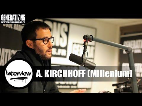 """""""Je Veux Signer"""" avec... Alexandre Kirchhoff (Millenium / Universal Music)"""