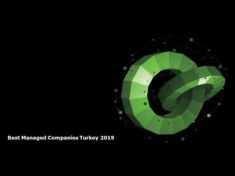Best Managed Companies Turkey 2019