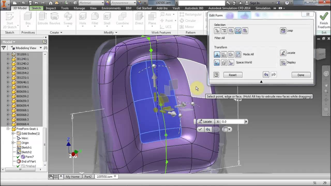 What's new in Autodesk Inventor 2015 - YouTube
