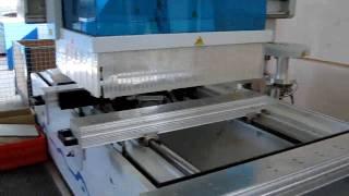 weeke cnc working center