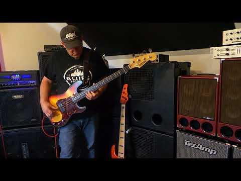 Nordstrand  - BigBladeMan Pickup Demo - Andy Irvine
