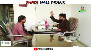 Shadi Hall Prank   By Nadir Ali & Asim Sanata In   P4 Pakao   2018