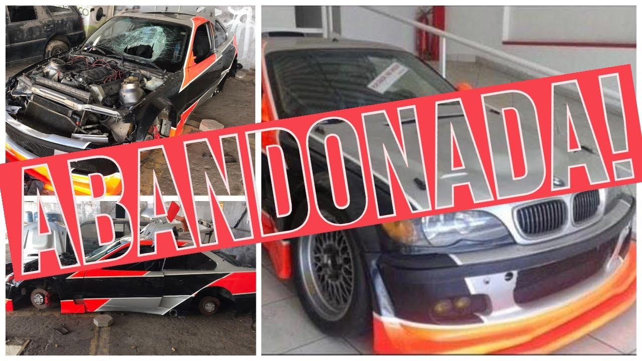 BMW NEED FOR SPEED ABANDONADA - Estamos quase comprando!