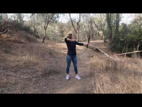 How to be an Influencer in 2020: Tabitha & Adrian in Archery Time!