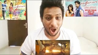 Santhu Straight Forward Official Trailer I NorthIndian Reaction Review I Yash,Radhika Pandit
