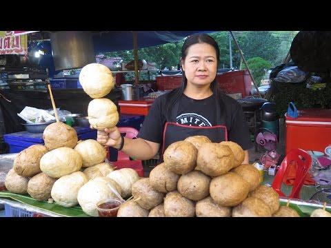 Thai Street Market,Thai Food 2017