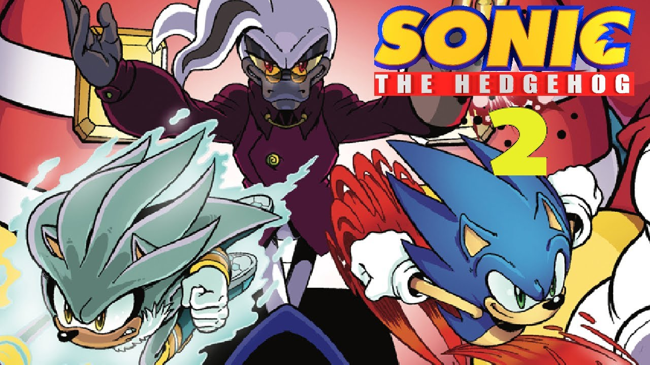 Sonic The Hedgehog The Zombot Saga Episode 2 Sonic Comic Drama Youtube