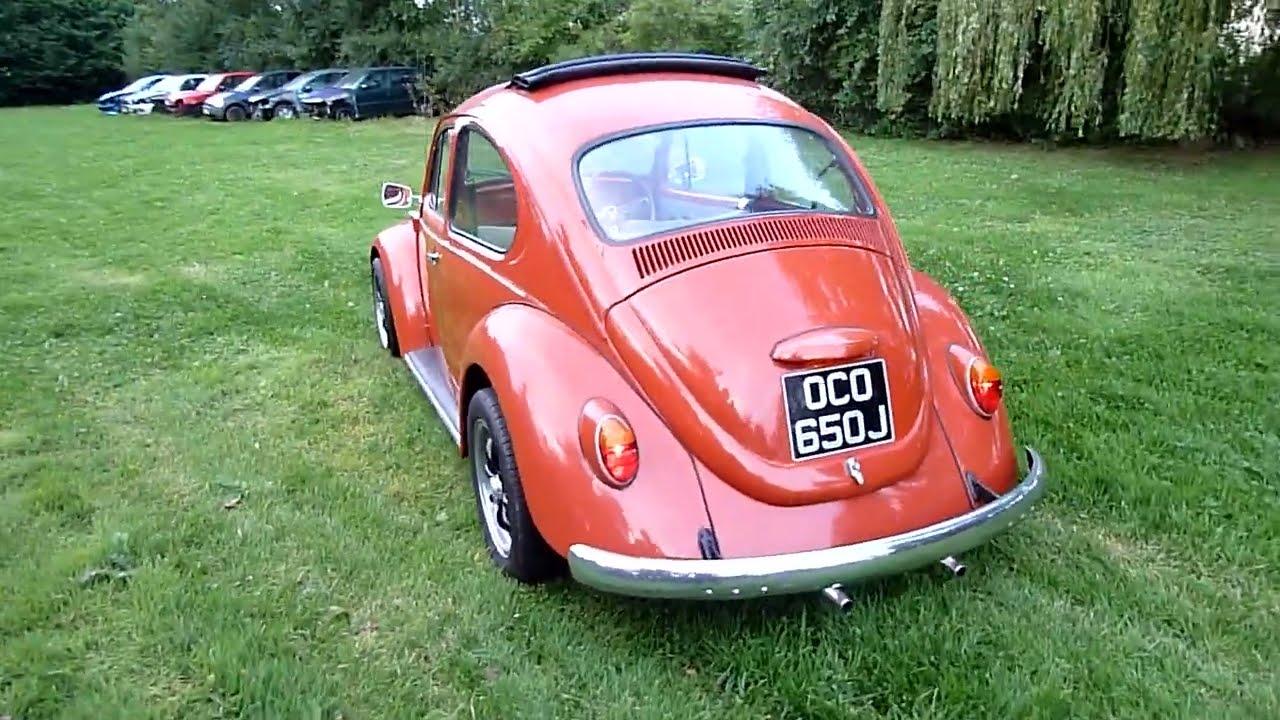 1971 volkswagon bug