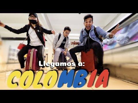 ASÍ nos RECIBIERON en COLOMBIA (*y todo esto NOS PASÓ) - K TEAM video # 21