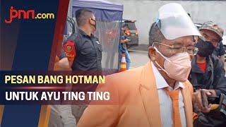 Pesan Hotman Paris untuk Keluarga Ayu Ting Ting