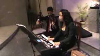 ABC Musical - Kiss - Forever - Violino e Teclado