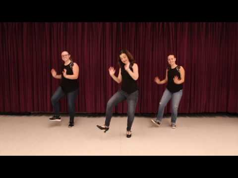 Shiver & Shake -  Choreography Movement Video from MusicK8.com