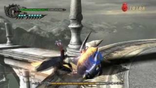 Devil May Cry 4 PC gameplay 1680x1050 8xAA Super High #2