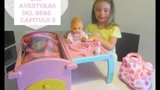 Cuna de Juguete con Bebé - Las aventuras del bebé - Capítulo 2
