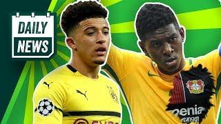 Bayer will Barcelona Brasilien-Talent klauen! Schalke: Umbruch mit Allofs? Dortmund in der Krise?