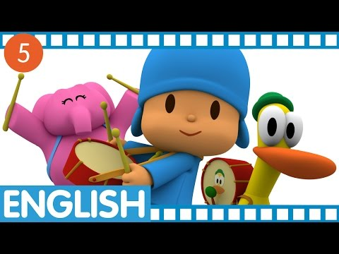 Pocoyo in English - Session 5 Ep.17-20