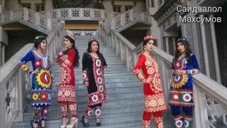 Муди точики таджикский моды