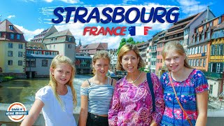 Discover Strasbourg France - One of Europe's Prettiest Cities  | 90+ Countries With 3 Kids