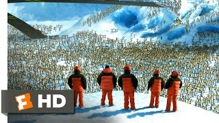Happy Feet (10/10) Movie CLIP - Dancing for the Aliens (2006) HD