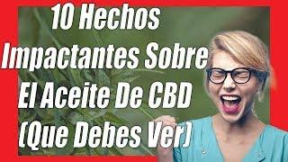 Aceite De CBD - 10 Hechos Impactantes Sobre El Aceite De Cannabis Que No Conocías