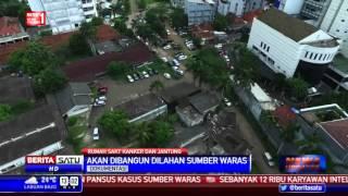 Sandi Janjikan Lahan Baru Pengganti RS Sumber Waras.