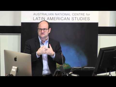 Latin America and The Pacific - Robert Funk [Shifting Sands Conference 2014]