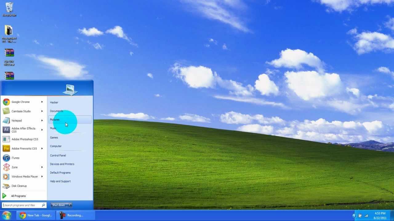 Windows xp theme for windows 7 youtube windows xp theme for windows 7 sciox Choice Image