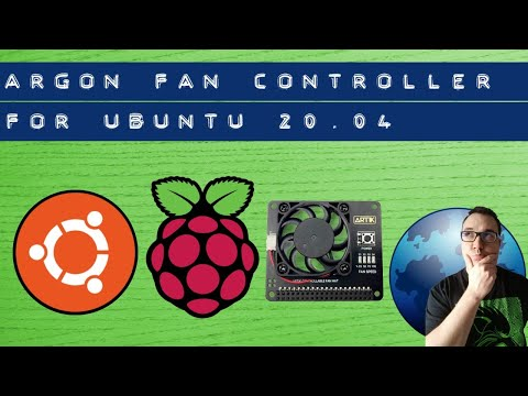 raspberry-pi-argon-fan-hat-&-argon-one-case-fan-controller-for-ubuntu