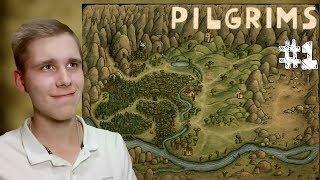 ➤Спокойная, душевая игра➤ Pilgrims 1
