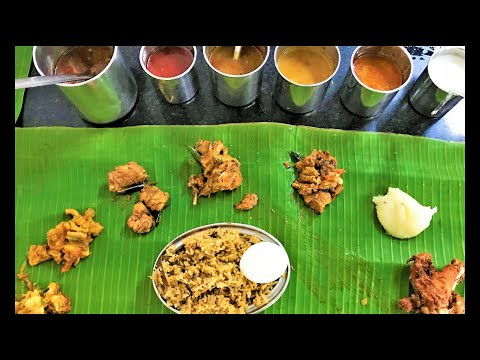 Mapillai Virunthu - An Eatery In Coimbatore Serving Unlimited Non Veg Lunch