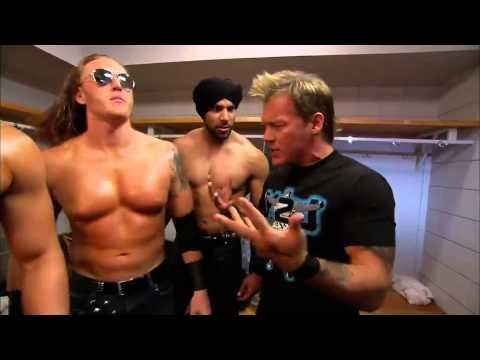 3MB make an offer to Chris Jericho -  WWE App
