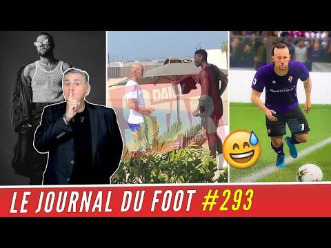 MÉNÈS répond à ALVÈS, RIBÉRY dégoûté par FIFA20, une rencontre secrète ZIDANE-POGBA ?
