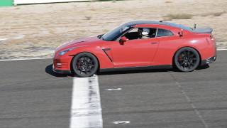 Straight pipe Z06 and Straight pipe GTR track session