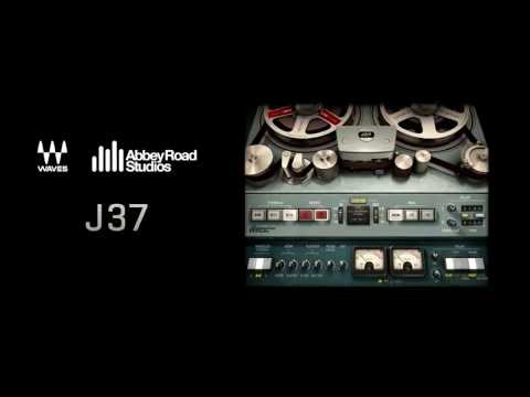 Waves /Abbey Road J37 Tape Overview