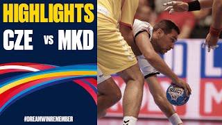 Czech Republic vs. North Macedonia Highlights | Day 4 | Men