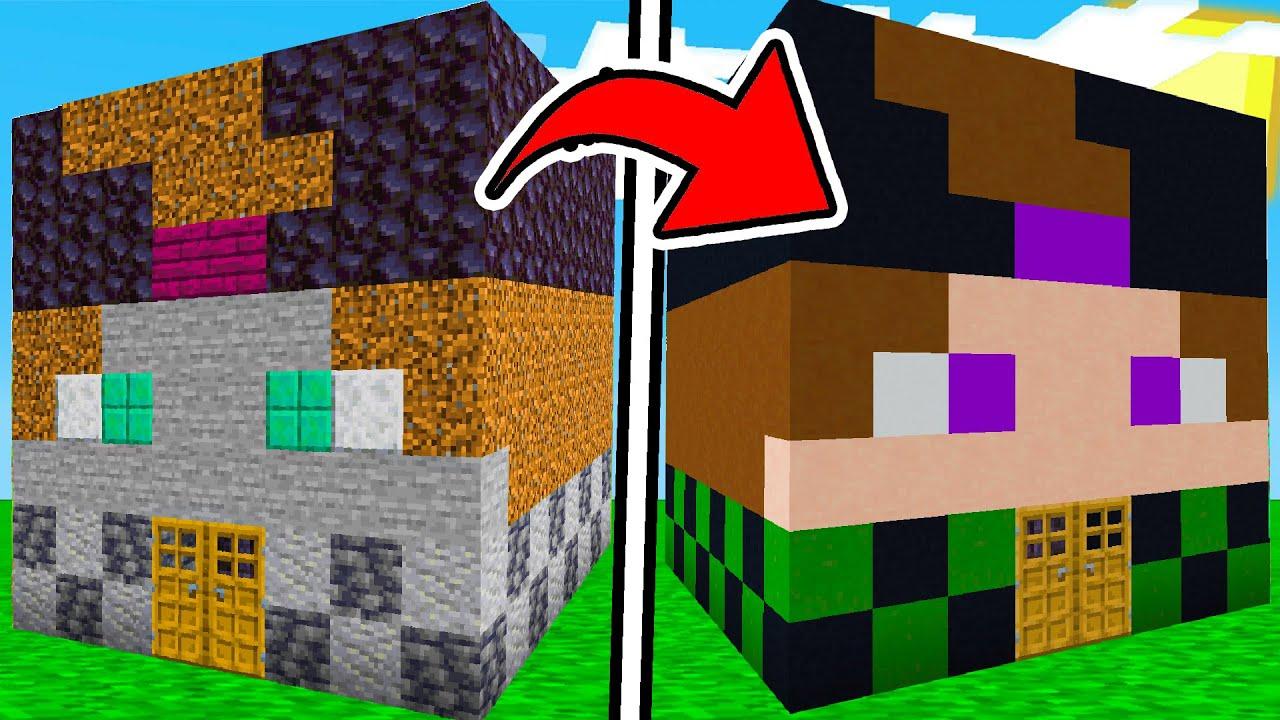 HO COSTRUITO LA NUOVA CASA DI MARCY !- Minecraft ITA