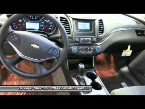 2014 Chevrolet Impala Ls Kalamazoo Mi 49009 Youtube