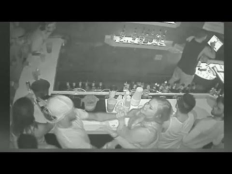 Video Shows Fsu Football Player Punching Woman Youtube