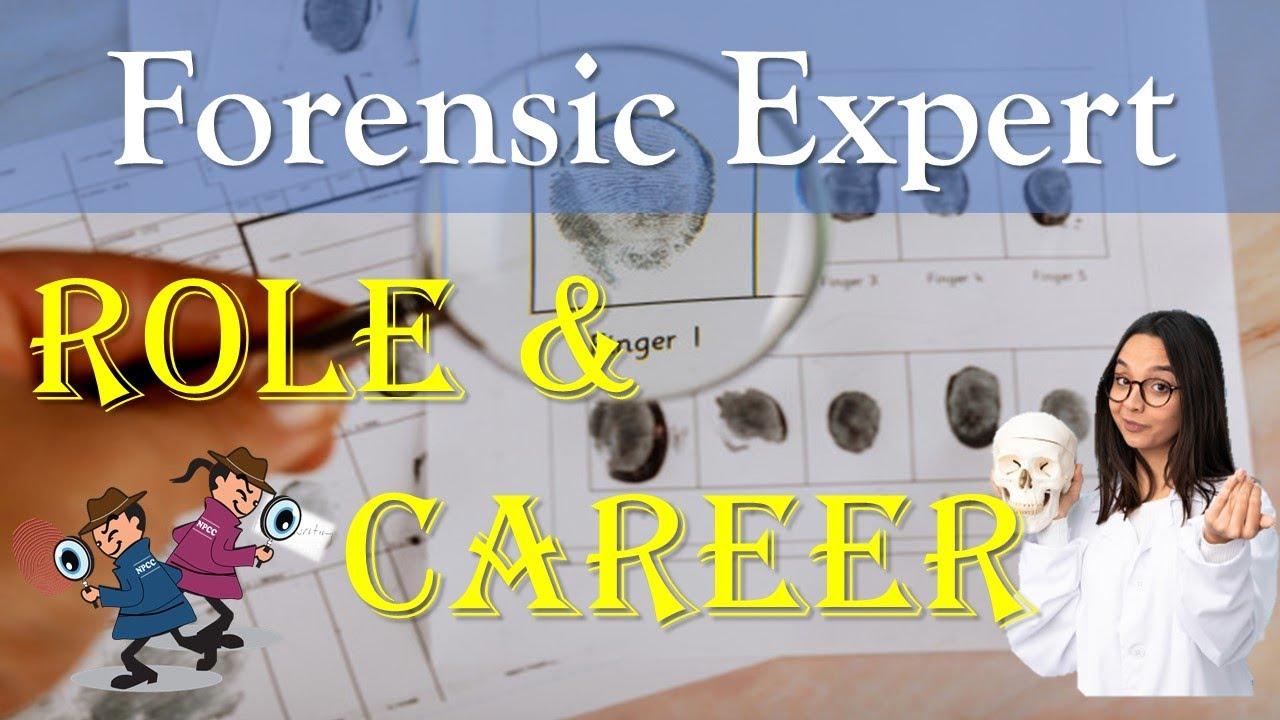 Role Career Of Forensic Expert Srinivas University Mangalore Bsc Msc In Forensic Science Youtube