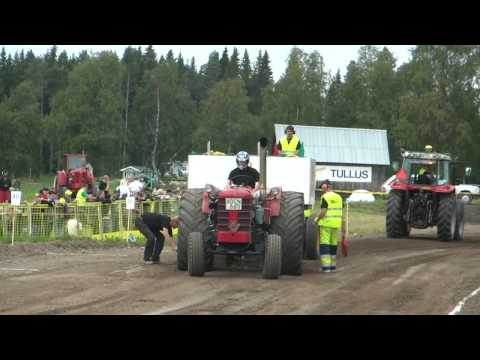 Tullus Tractorpulling 2010 Final Roger Forseth