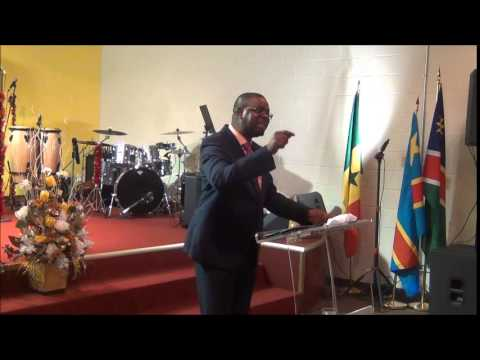 Embracing Angelic Ministry - Pastor Yemi Ogunsanya