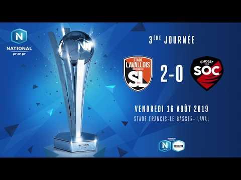 J03: Stade Lavallois - SO Cholet (2-0), le résumé
