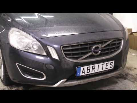 """Volvo V60- Programming A Key In An """"All Keys Lost"""" Situation Using Abrites Diagnostics For Volvo"""