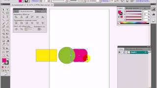 Видео урок по Adobe Illustrator - 16