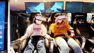 스포츠 VR캠프 VR체험 ~ 시흥하늘휴게소에서 신나게 …