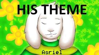 "【Undertale】""His Theme"" (Lyrics by Caleb Hyles)"