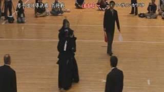 13th WKC Kawabata (USA) vs Seike (Japan) - Taisho