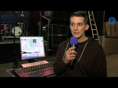 Avid S3L-X auf Tour mit Curse: Interview mit Dennis Metz
